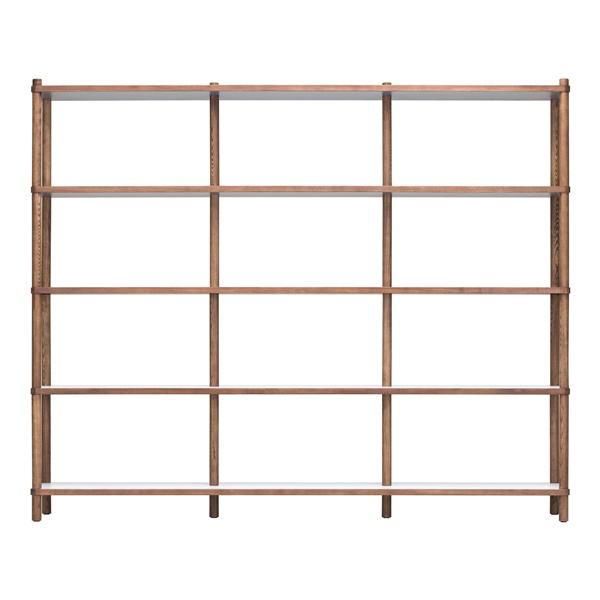 Justin Display 5-Tier Shelving