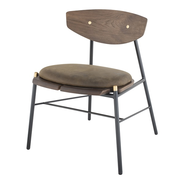 Kink Dining Chair (Jin Green)