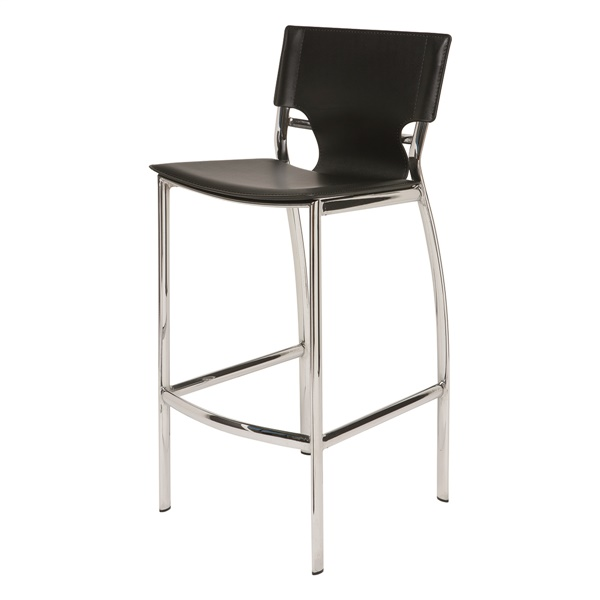 Lisbon Counter Stool (Black)