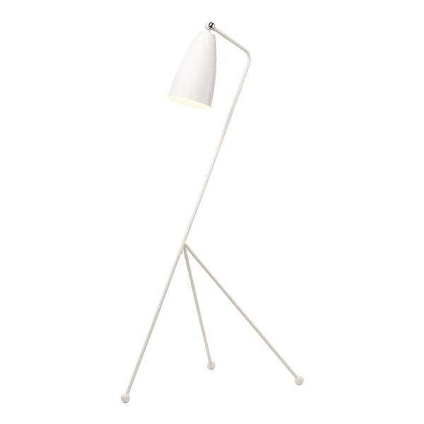 Lucille Floor Lamp (Matte White)