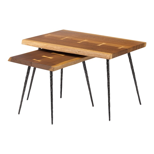 Nexa Nested Tables - Smoked