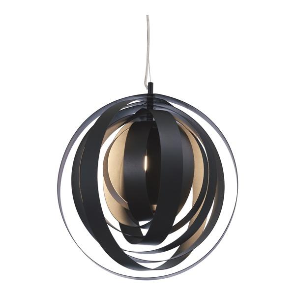 Orba Pendant Lamp (Black)