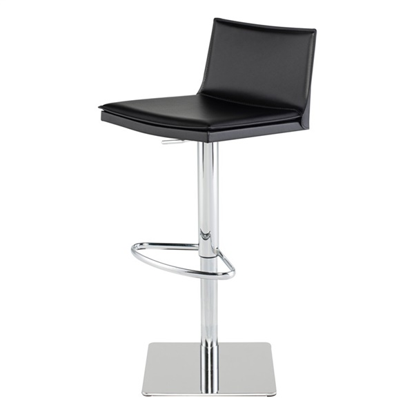 Palma Adjustable Stool (Dark Gray)
