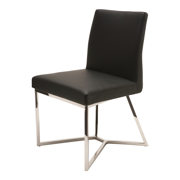 Patrice Dining Chair (Black)