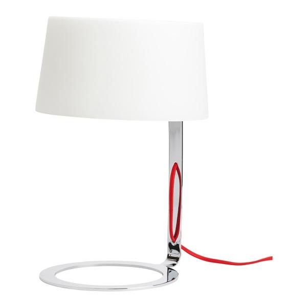 Scarlet Table Lamp