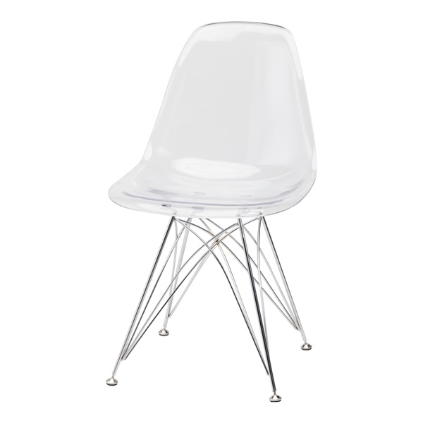 Stylus Dining Chair - Clear