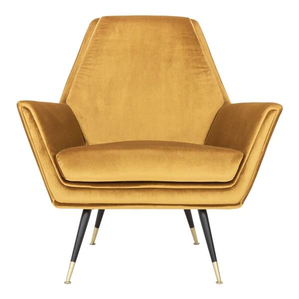 Vanessa Occasional Chair (Mustard)