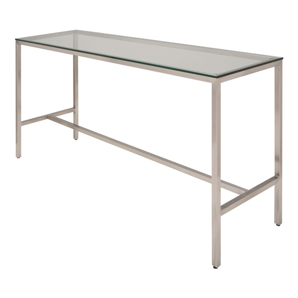 Verona Counter Table/Island (Large/Glass)