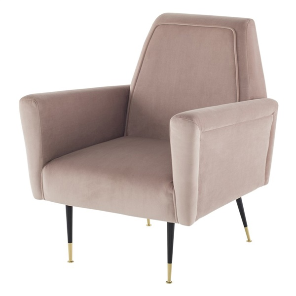 Victor Accent Chair (Mustard)