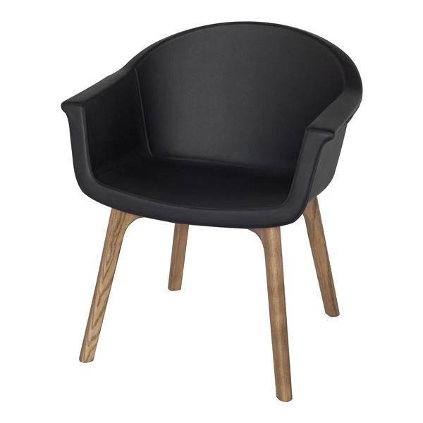 Vitale Dining Chair (Black)