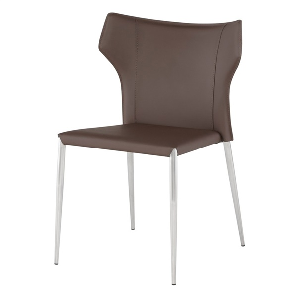 Wayne Dining Chair (Black)
