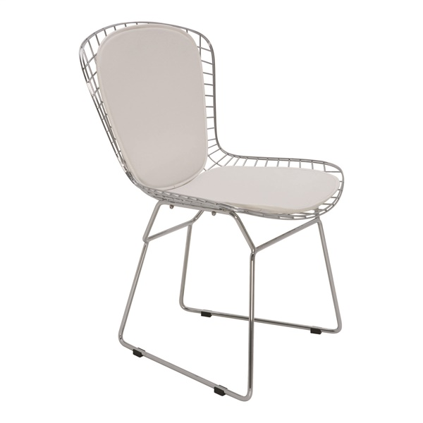 Wireback Dining Chair (Black)