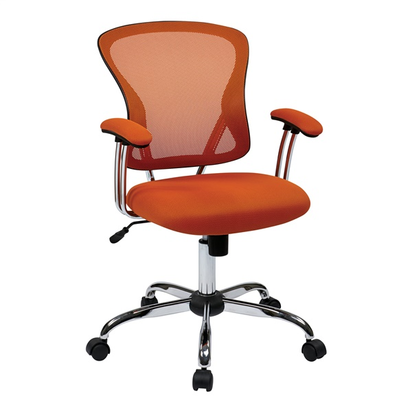 Juliana Task Chair (Orange)