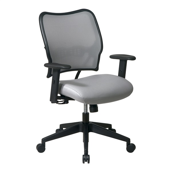 Deluxe Chair with Veraflex Back and Veraflex Fabric Seat (Shadow)