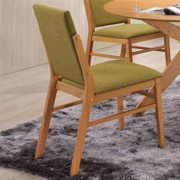Phillip Dining Chair (Green)