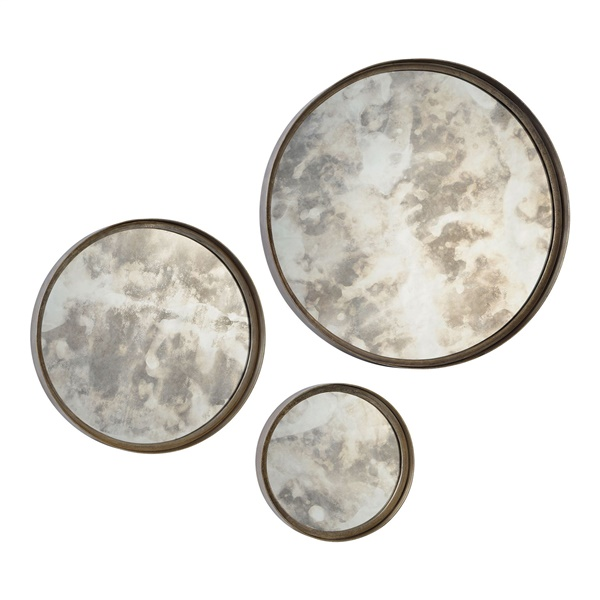 Shire Mirrors (Set of 3)