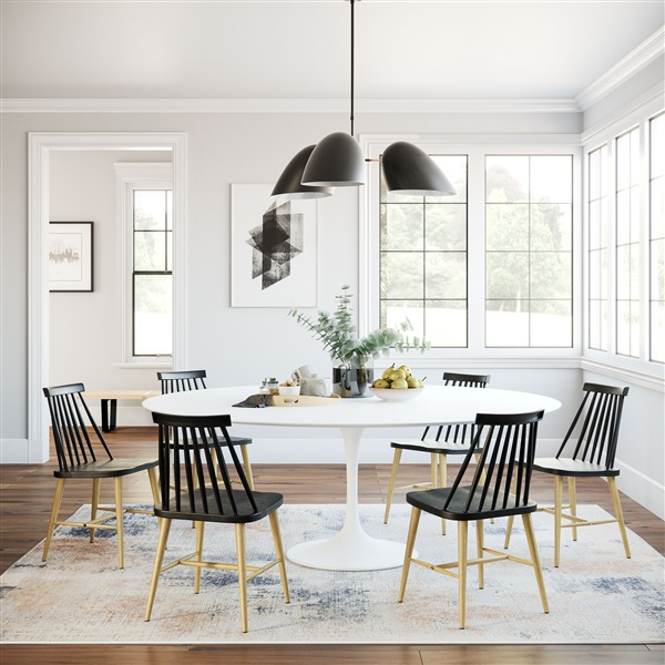 Trend 2018 And 2018 Saarinen Oval Dining Table 300×189.jpg