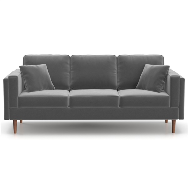 Sadie Sofa (Platinum Gray)
