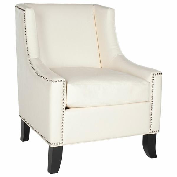 Daniel Club Chair (Antique Black)