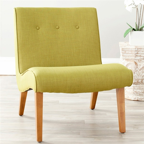 Mandell Chair (Orange/Black)