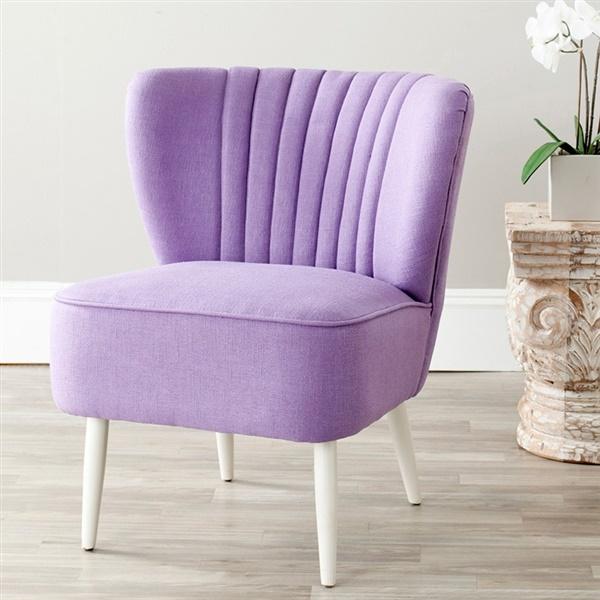 Morgan Accent Chair (Multi Striped)