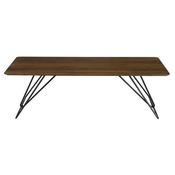Flynn Cocktail Table (Walnut)
