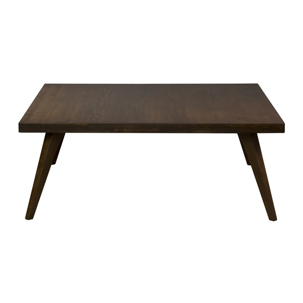 Martin Eased Square Cocktail Table (Walnut)