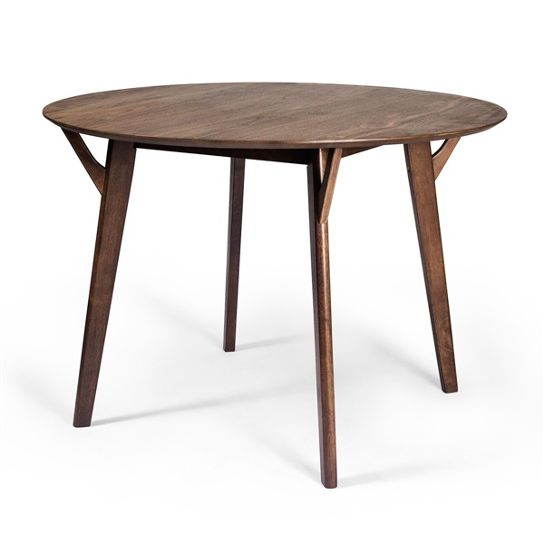 Scandi Round Dining Table (Shown with Scandi Dining Chairs, Sold Separately)