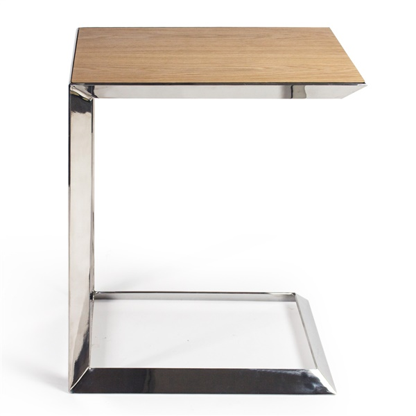 Sean Dix Frame Side Table (Natural American White Oak)
