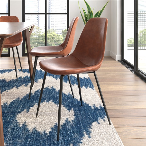 Sigfred Side Chair (Tobacco)