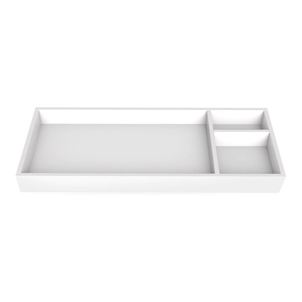 Alto/Roh Changing Tray - White