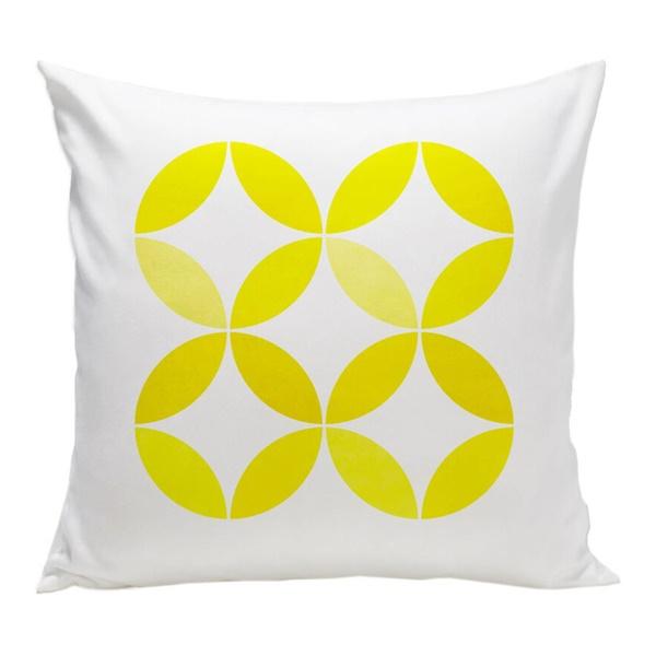 Big Tops Organic Pillow (Yellow)
