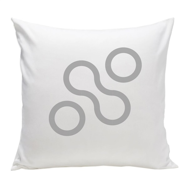 Join Organic Pillow (Grey)