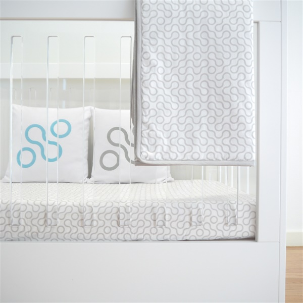Join Organic Quilt (Grey)