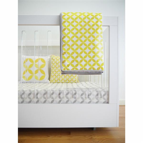 Tops Organic Quilt (Yellow)