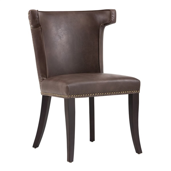 5West Murry Dining Chair (Coal Black)