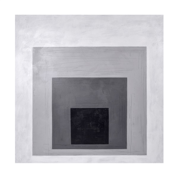 Albers Inspired Canvas Art