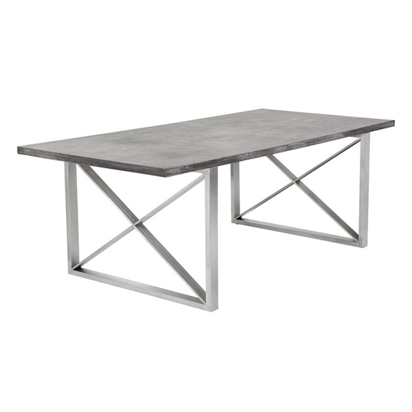 Catalan Concrete Dining Table