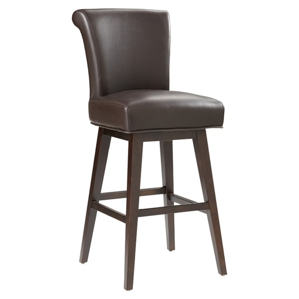Hamlet Swivel Counter Stool (Brown)