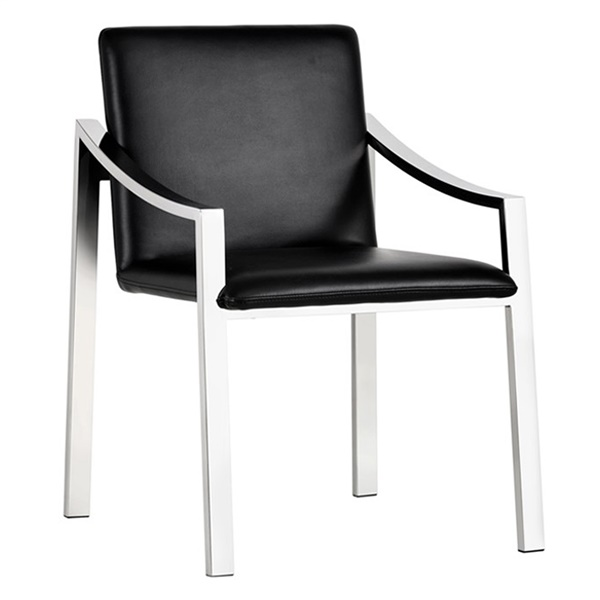 Ikon Rumi Dining Chair (White)