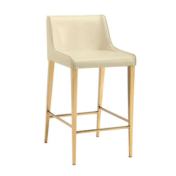 Lawrence Counter Stool (Almond)