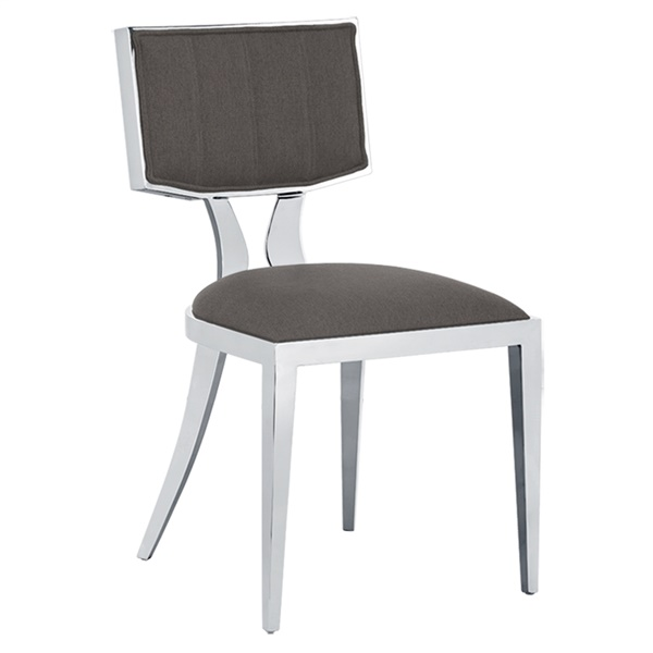 Natalia Dining Chair (Gray)
