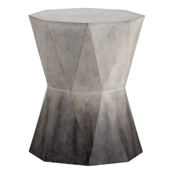 Solterra Prism End Table