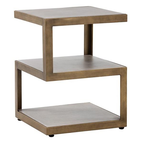 Solterra Rubix End Table