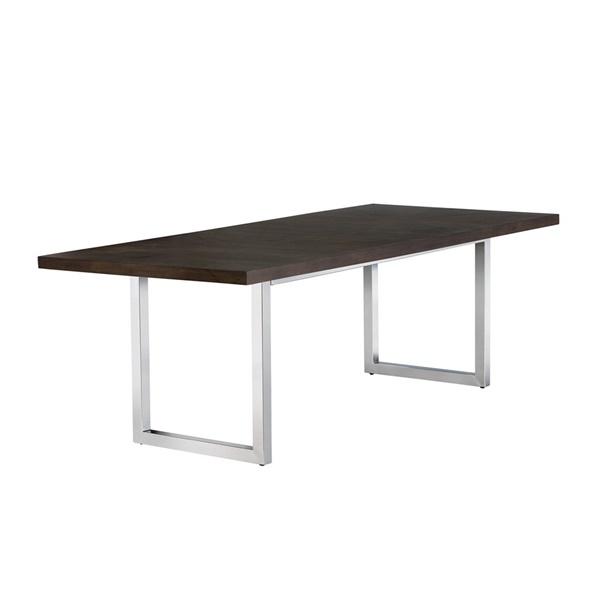 Zenn Falon Dining Table (Brown)