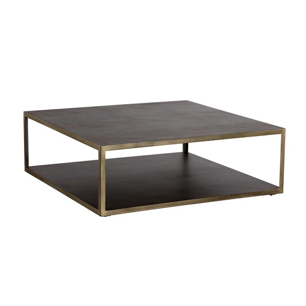 Zenn Mara Square Coffee Table