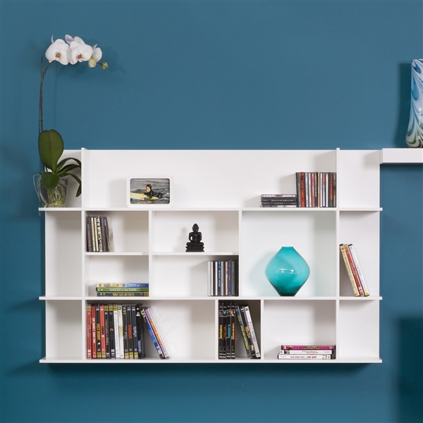Panorama Low Shelving Units