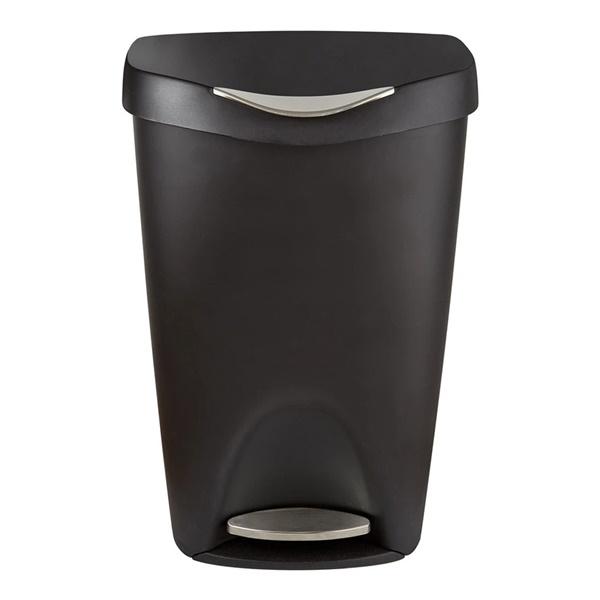 Brim 50L Step Can (Black/Nickel)