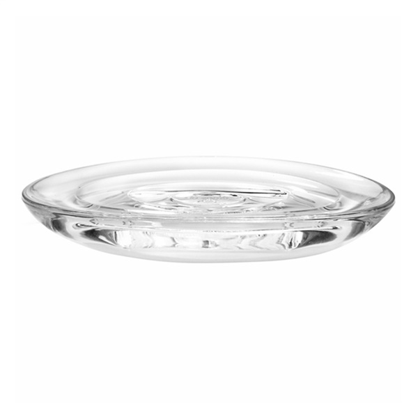 Droplet Soap Dish - Clear