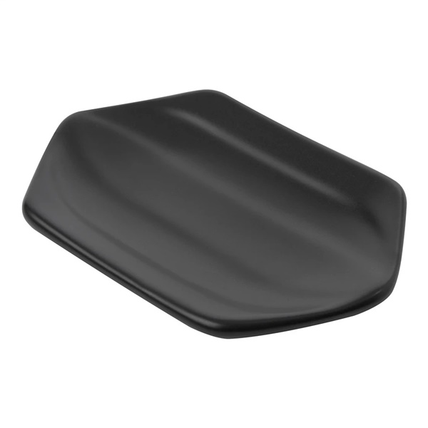 Raya Soap Dish - Black